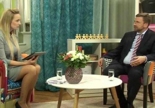 ONLINE TV saruna par kāju vēnu veselību un delikātiem jautājumiem