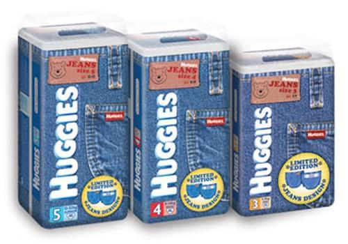 Kad atkal būs pieejamas Huggies® Jeans®?