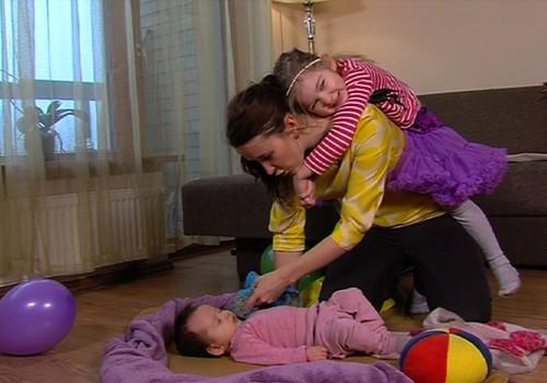 14.12.2014.TV3: pašdarinātas rotaļlietas, divu bērnu māmiņas ikdiena, gatavošanās svētkiem