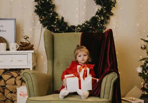 Idejas Ziemassvētku dāvanām bērniem no 0 līdz pat 10 gadu vecumam
