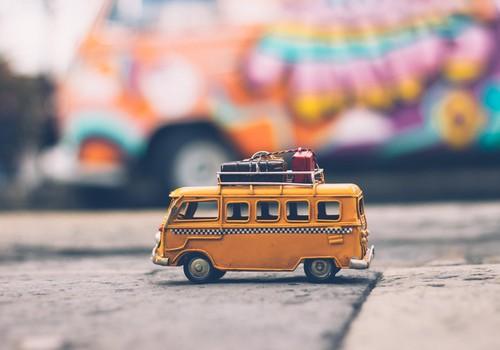 Kā ceļot ar bērniem viegli?
