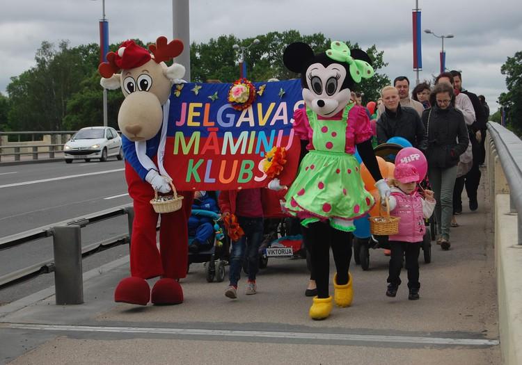 Jelgavas māmiņu klubam tuvojās 1.gada jubilēja!!!
