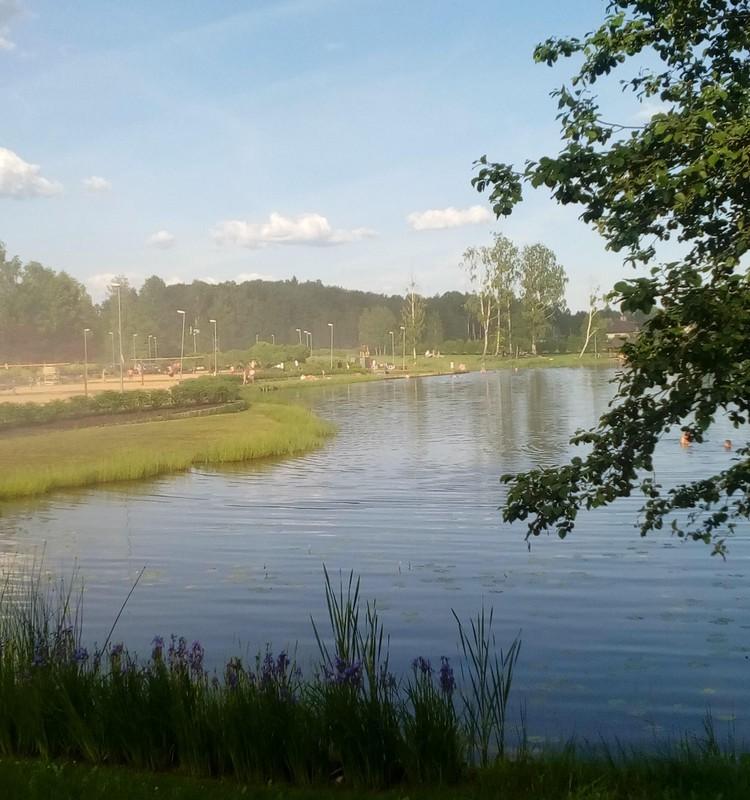 Vecais ezers Vecumniekos