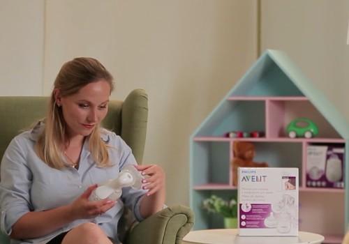 VIDEO: kā veidot krūts piena banku