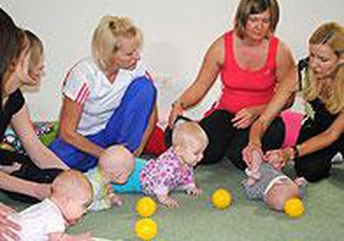 Jau RĪT Māmiņu Klubā vingrošana ar mazuli! Piesakieties nodarbībai šeit!
