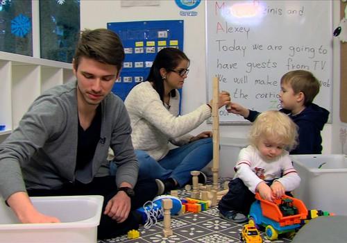 VIDEO: Bērnudārza audzinātājs- vīrietis! Neparasta,bet reāla pieredze!