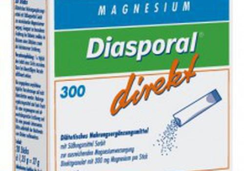 Magnesium Diasporal iegūst..