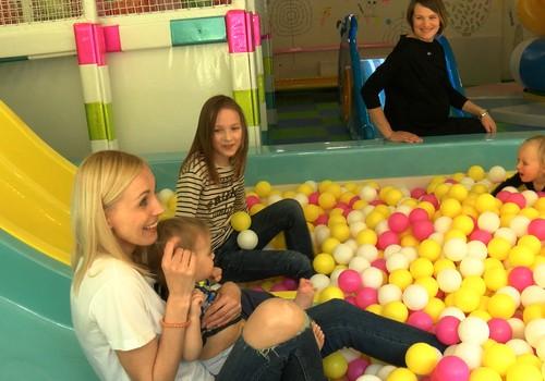 30.04.2017.TV3: rotaļu isatabas piedzīvojumi, veselīga našķēšanās, bērni ar mazu gadu starpību