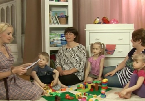 Online TV: Daudzbērnu ģimeņu sarunas un jaunumi par 3+ karti