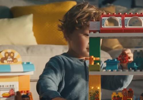 KONKURSS! Bērna radošumam nav robežu! Uzzīmē sapņu māju un laimē Lego DUPLO!