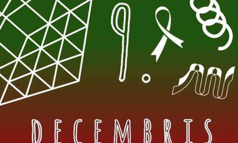 """9. decembris - """"Lentīšu režģis"""" #mansmaterialuskapis"""
