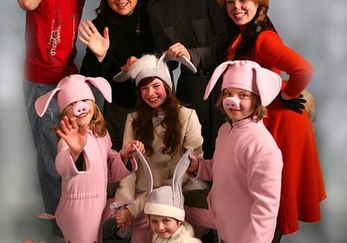 """""""Jaunais Zvaigžņu Teātris""""  aicina pieteikties bērnus, kas vēlas piedalīties izrādēs!"""