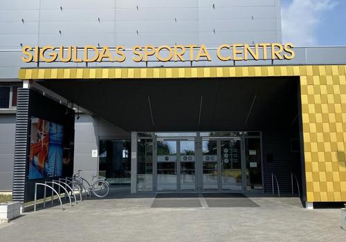 Ūdens atrakciju parks Siguldā!