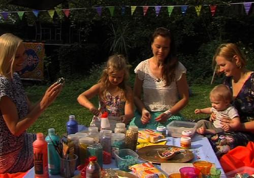 VIDEO: radoši darbiņi, ko veidot kopā ar bērniem