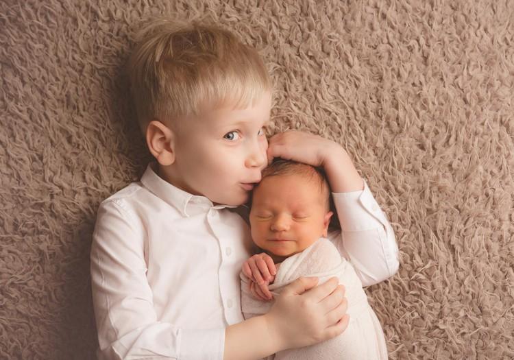 Otrā mazuļa ienākšana ģimenē. Kas notiek nodarbībā?
