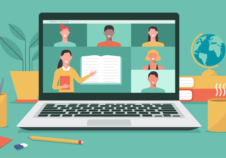 Izmanto iespējas - turpini mācīties tiešsaistē!