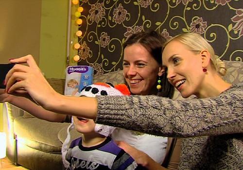 VIDEO: Kā norit māmiņu dzīve internetā un dzīvē kopā ar bēbīti?