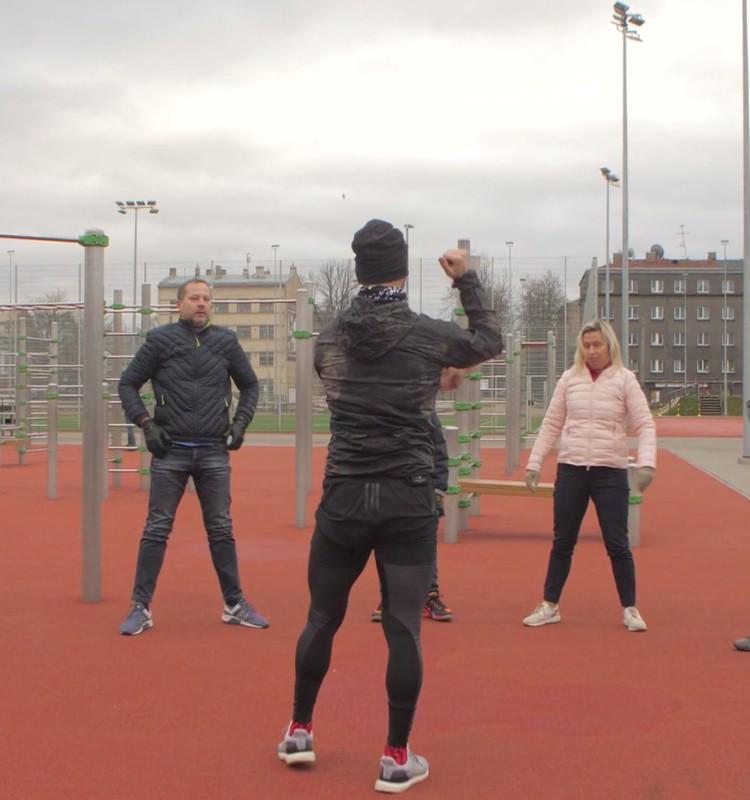 Sportošana - veids, kā ģimenei kvalitatīvi pavadīt kopīgo laiku