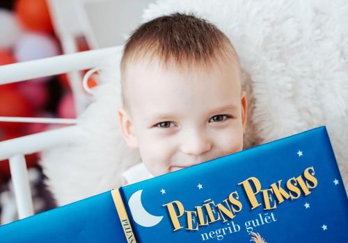 Roberts lasa: mīļāko grāmatu tops