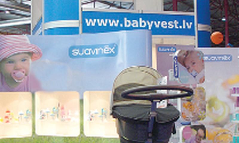 Baby Vest jaunumi jūlijā