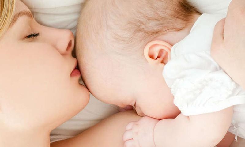 Pirmie trīs mēneši mazuļa dzīvē