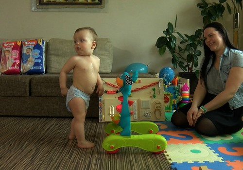 Bērnu ķirurgs: Pīles gaita un kritieni piederas pie lietas!