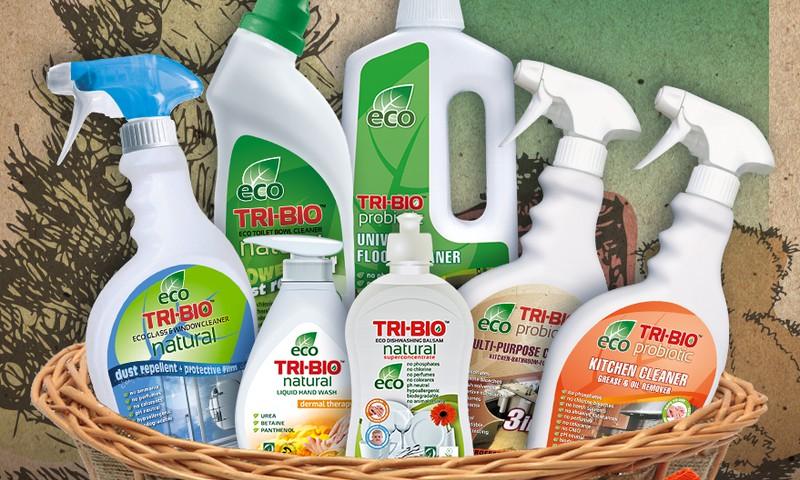 Noskaidrotas TRI-BIO ekoloģisko tīrīšanas līdzekļu ieguvējas!