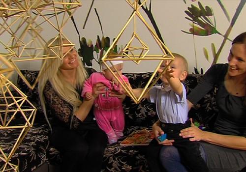 Ziemassvētku darbnīcas VIDEO: Gatavojam puzuri kopā!