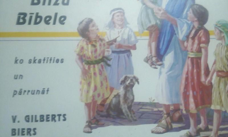 Dažādo ticību bērni - Ticība kā maize izsalkušajam un ūdens izslāpušajam