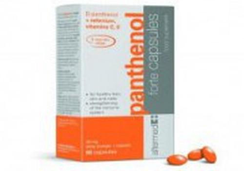Krīt mati, vai  Altermed® Panthenol forte kapsulas palīdzēs?