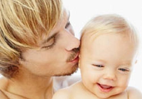 Tēti, iesaisties bērniņa audzināšanā!