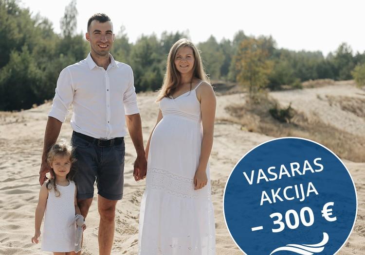 Saņem 300 EUR atlaidi cilmes šūnu saglabāšanai!