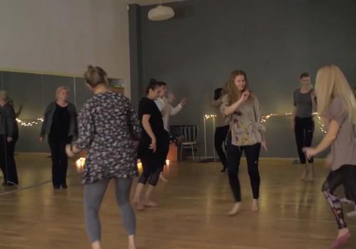 Māmiņu Klubs testē: Groove dance nodarbības