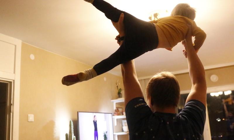 Mammas ieteikumi par fizisko veselību: justies labi. Gan lieli, gan mazi