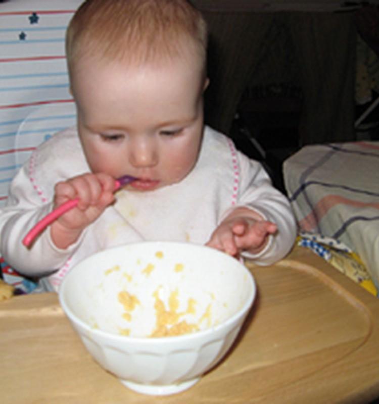 Sabalansēts uzturs – veselu mazuļu sabiedrotais