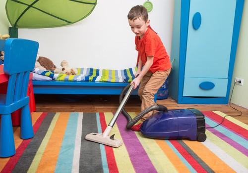 Kārtība bērna istabā – kā bērnam to iemācīt?