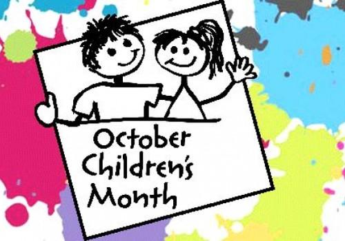 Oktobris bērnu mēnesis – pasākumi turpinās!