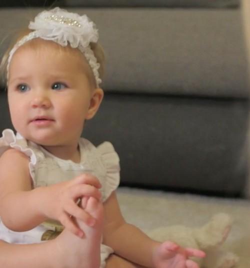VIDEO: Mazuļa attīstība divpadsmitajā dzīves mēnesī