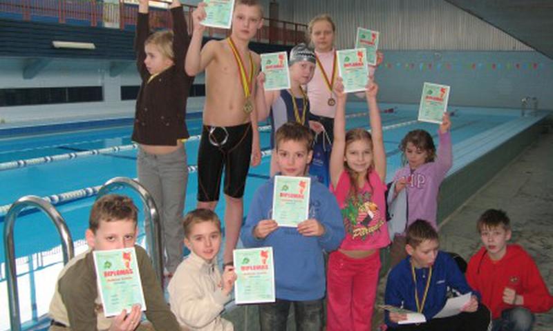 Atbalstīsim bērnu sportiskās aktivitātes!