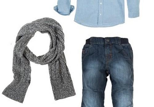 FOTOkatalogs: izvēlies apģērbu bērnudārzniekam no Polarn O. Pyret kolekcijas