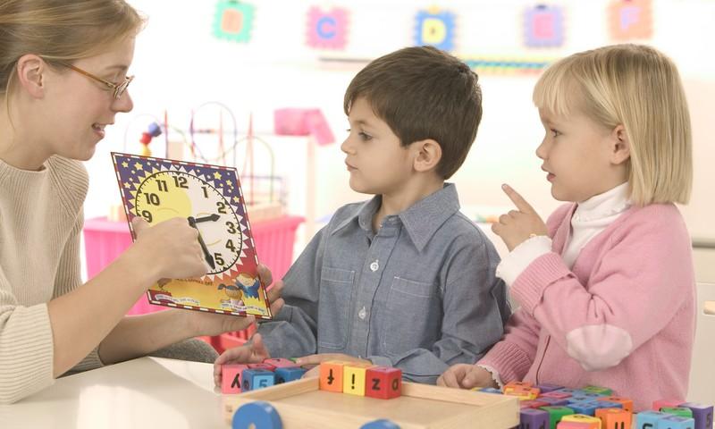 Īstais laiks bērnudārzam