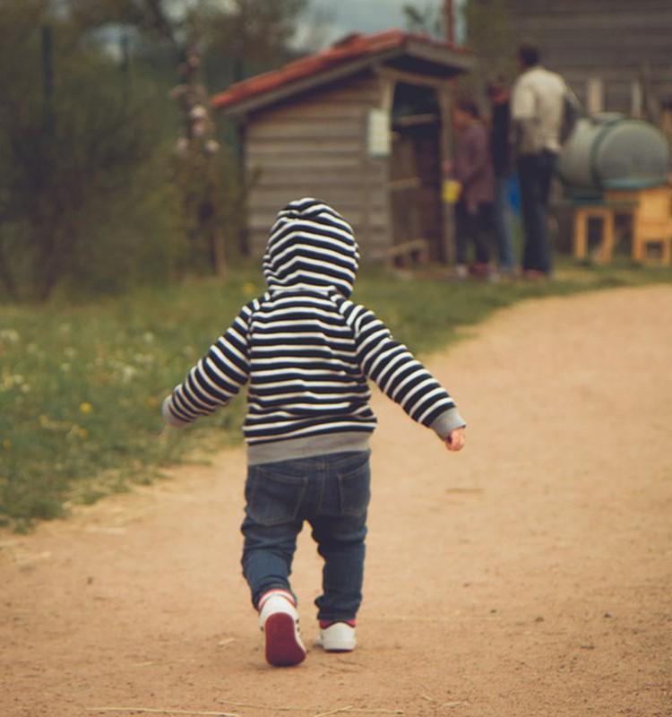 Vēlie staigātāji. Kā ar jūsu bērniem?