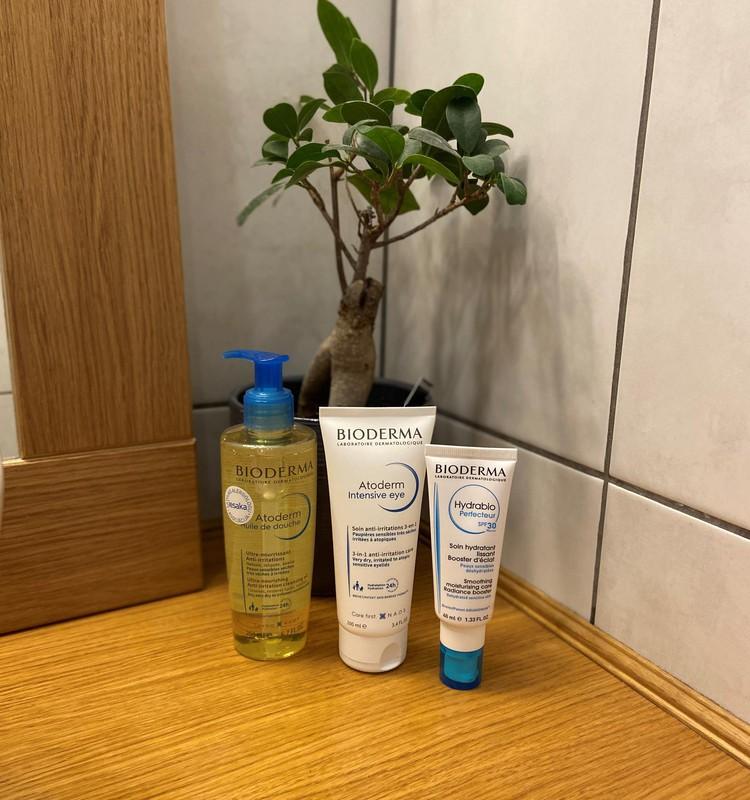 BIODERMA ādas stāvokļa uzlabošanai