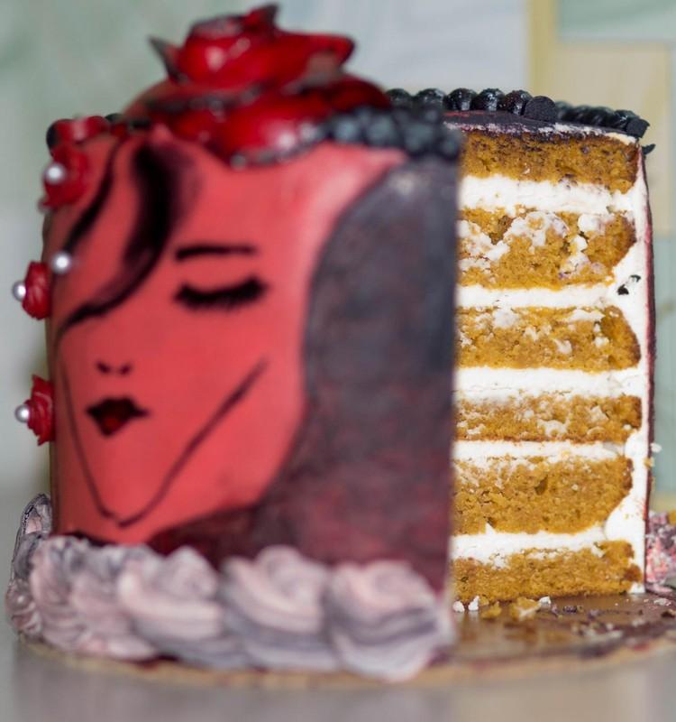 Mans hobijs-tortes