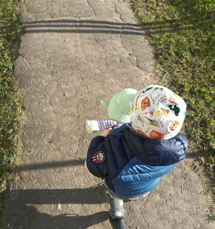 Miķelis - bērnudārznieks: vīrusu varā