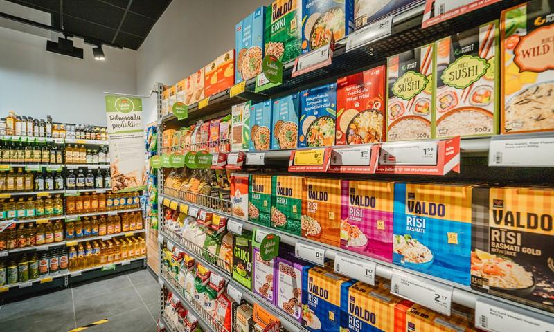35% Rimi privātās preču zīmes svaigās pārtikas produktu ražo vietējie ražotāji