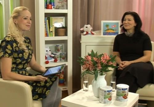 ONLINE TV mazuļa ēdināšanas ABC videosaruna kopā ar uztura speciālisti Lieni Sondori