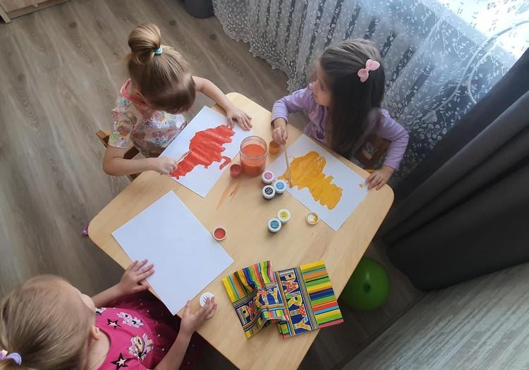 Materiālu daudzveidība bērnu rokdarbos, radošās darbības priekšnoteikums