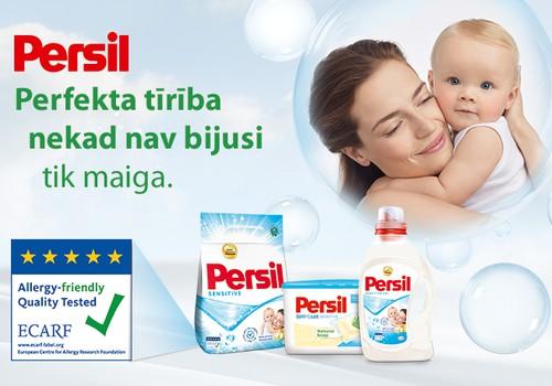 Lai bērns būtu tīrs, sakopts un smaidīgs!