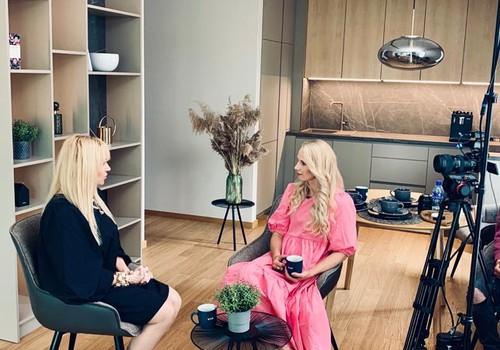 6.jūnija TV raidījuma lielajā intervijā - Kristīne Lindenblate
